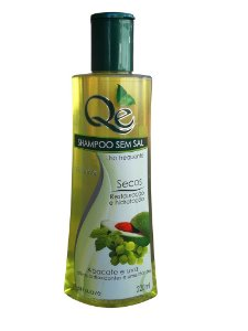 SHAMPOO QE SECOS 220ML