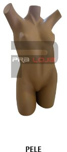 Meio Corpo de Fibra Feminino - Ref.:5140