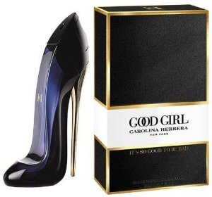 GOOD GIRL FEMININO 80ML EDP CAROLINA HERRERA