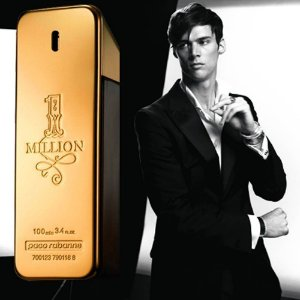 PACO RABANNE - 1 MILLION MASCULINO EAU DE TOILETTE 200ML