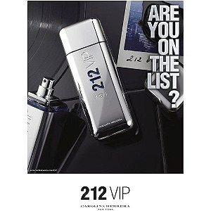 212 Vip masculino Eau de Toilette de 200 ml.