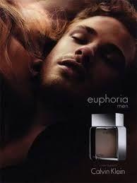 Euphoria Calvin Klein  Masculino 100 ml.