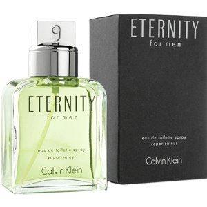 Eternity for men Calvin Klein Eau de Toilette 100 ml