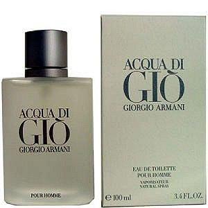 Acqua di Gió - Giorgio Armani - EDT Masc 100 ml.