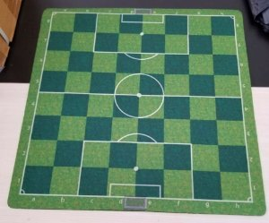Tabuleiro Soft Mouse Pad - Futebol com gol