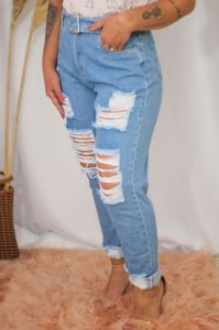 Calça Moon Jeans Com Cinto