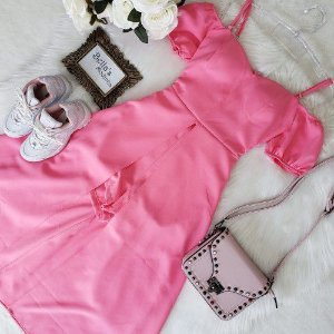 Macaquinho Capa Pink