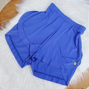 Shorts Boxer Azul