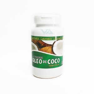 Óleo de Coco (Extra virgem em cápsulas)