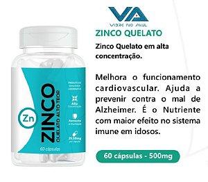Zinco (Quelato alto teor)