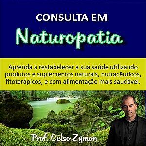 Consulta em Naturopatia