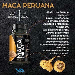 Maca Peruana (Com vitamina C)