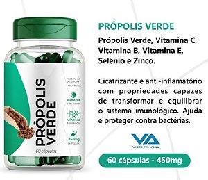 Própolis Verde (Cápsulas)