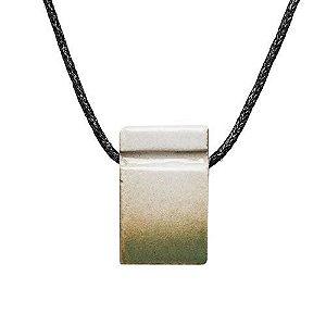 Colar aromatizador de cerâmica - Poliedro