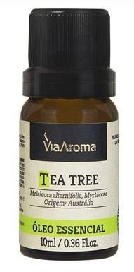 Óleo essencial de Melaleuca (Tea Tree) 10 mL
