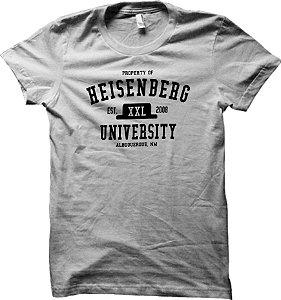 Camiseta Heisenberg University