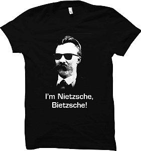 Camiseta I am Nietzsche, Bietzsche!