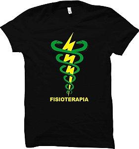 Camiseta Curso de Fisioterapia