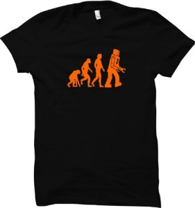 Camiseta Evolução Robô