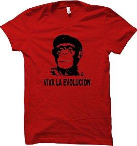 Camiseta Viva La Evolución!