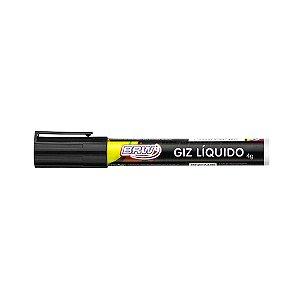 GIZ LIQUIDO PRETO 6MM BRW 0618