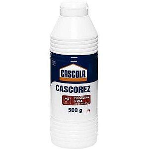 COLA CASCOLA CASCOREZ PORCELANA FRIA 500G HENKEL