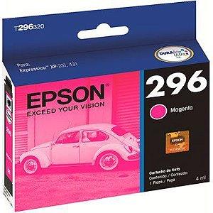 CARTUCHO EPSON 296 MAGENTA ORIGINAL T296320BR