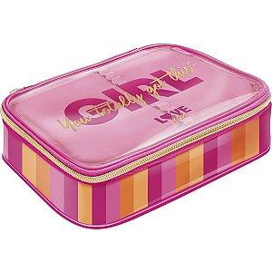 ESTOJO BOX LOVE PINK TILIBRA 324639