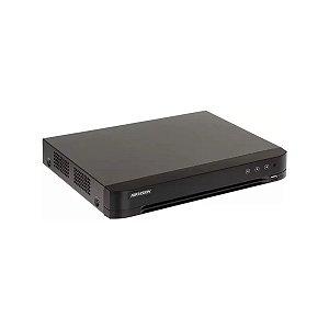 DVR Hikvision IDS-7216HQHI-M1/S 16 canais  c/ HD 1 TB