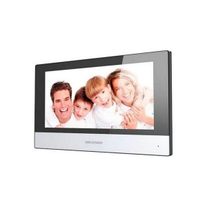 Unidade Interna IP Hikvision DS-KH6320-TE1 LCD 7 Pol