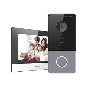 Video Porteiro Hikvision DS-KV6113-WPE1