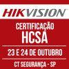 Certificação Hikvision HCSA