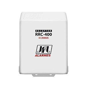 Receptor JFL RRC-400 4 Canais 100m V3