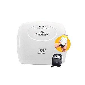 Central de Alarme JFL Monitoravel Smartcloud-32