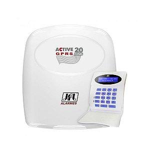 Central de Alarme JFL Monitoravel Active 20 GPRS V4
