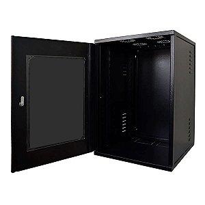 Rack Piso Max Eletron 19 16U 760x540x570mm Preto