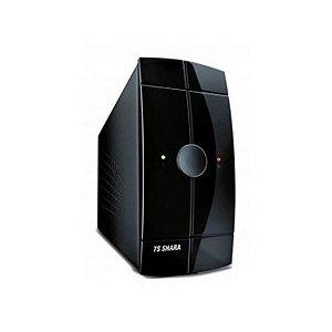 Nobreak TS Shara Power UPS 700VA Biv / S 115V 7A 6 Tom