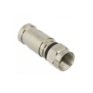 Conector Fasgold RG59 Compressao Longo FS-372