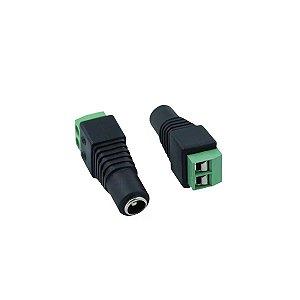 Conector Fasgold Plug P4 Borne Femea Fasgold FS-279