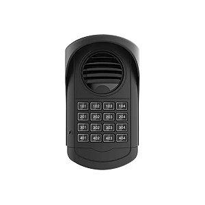 Porteiro Eletronico Coletivo AGL S300 16 Pontos