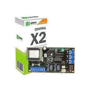 Central Ipec Mono p/ Automatizador Universal X2 - A2251-X2