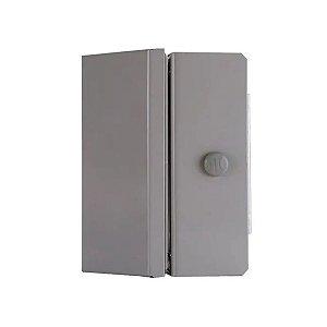 Fechadura Magnetica Ipec M150 ECO Cinza - A2077