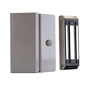 Fechadura Magnetica Ipec M80 Cinza - A2350/CZ