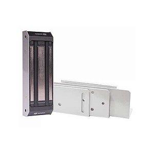 Fechadura Magnetica Ipec M150 ECO c/ Sensor Cinza - A2300/CZ