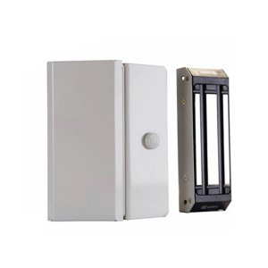 Fechadura Magnetica Ipec M150 ECO Branca - A2077/BR