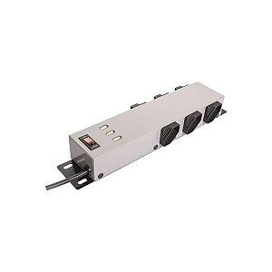 Filtro de Linha Ipec FL Power USB Cinza - A2287/CINZA