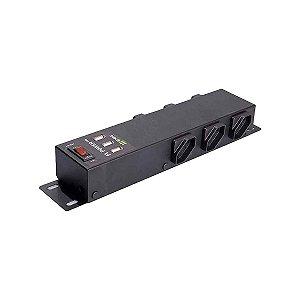 Filtro de Linha Ipec FL Power USB Preto - A2287/PRETO