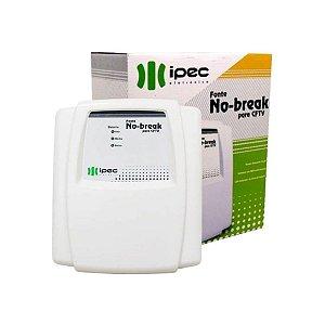 Fonte Ipec 5A No-Break p/ Alarme e CFTV - A2061