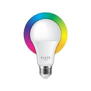 Lampada Wi-fi Elsys RGB+W 2700k EPGG17