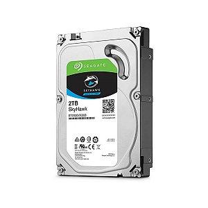 HD Seagate 2 Tera 5900Rpm 64MB SkyHawk